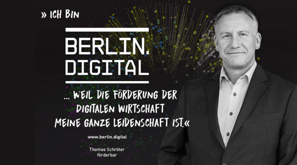 berlin.digital Interview mit Thomas Schröter, CEO förderbar GmbH