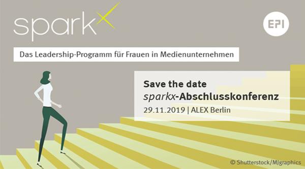 Medienkalender: sparkx-Abschlusskonferenz