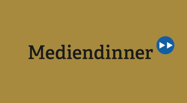 SAVE THE DATE: Mediendinner 2019