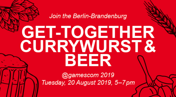 gamescom 2019: Berlin-Brandenburg Get-Together @ GAMES – MADE IN BERLIN-BRANDENBURG