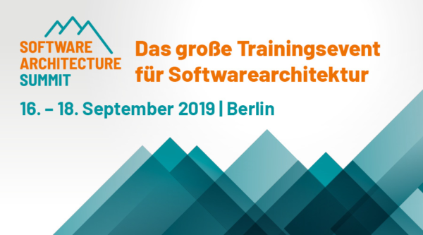 media:net COOP: Software Architecture Summit 2019