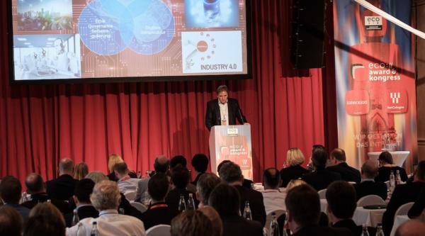 media:net COOP: eco Zukunftskongress und Award-Verleihung