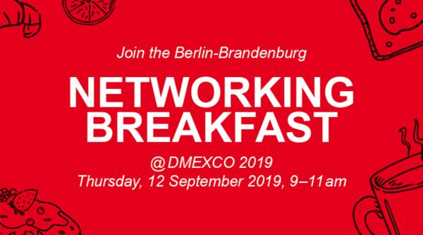 Berlin-Brandenburg Breakfast Get-Together by BERLIN.digital @ DMEXCO 2019