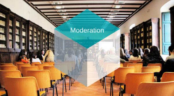 Medienkalender: Moderation für Führungskräfte