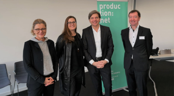 production:net Breakfast mit Dr. Jan Schulte-Kellinghaus (rbb)