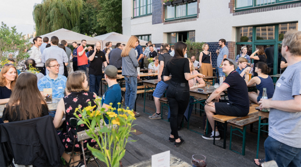 games:net Summer Reception 2019