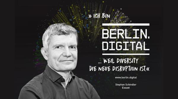 berlin.digital Interview mit Stephan Schindler, Mitglied des Management Boards von exozet