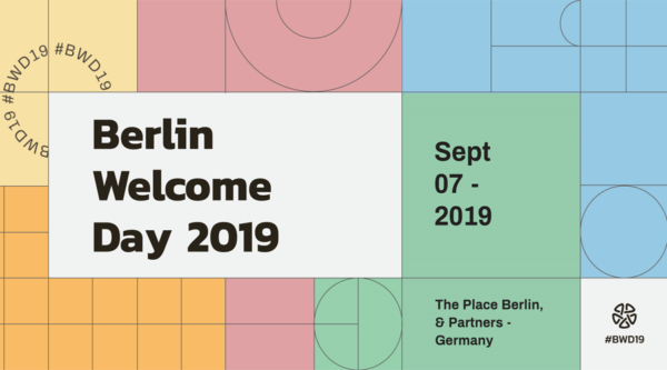 berlin.digital COOP: Berlin Welcome Day 2019