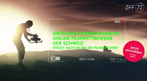 ZFF 72 – Zurich Film Festival