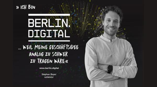 berlin.digital Interview mit Stephan Bayer, Gründer und CEO von sofatutor