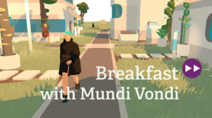 games:net Breakfast with Mundi Vondi