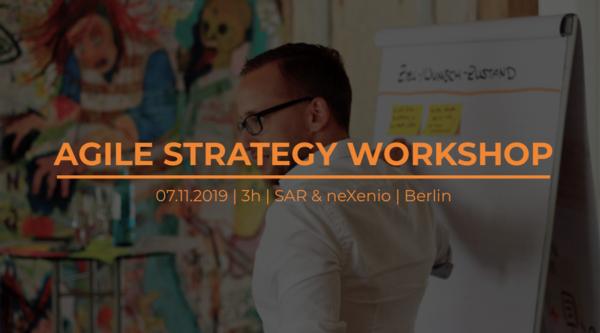 berlin.digital COOP: AGILE STRATEGY WORKSHOP