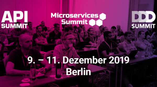 berlin.digital COOP: API, Microservices und DDD Summit 2019