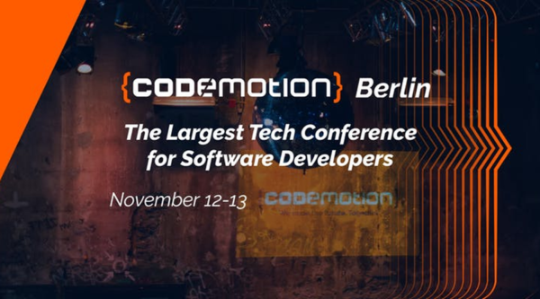 media:net COOP: Codemotion Berlin 2019