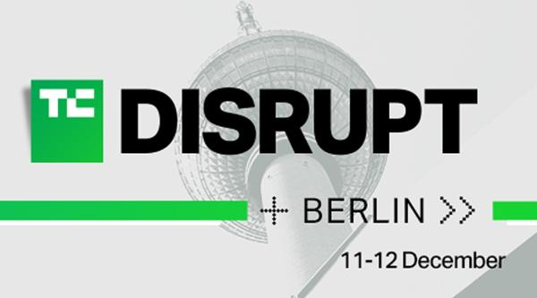 berlin.digital COOP: TechCrunch Disrupt Berlin 2019