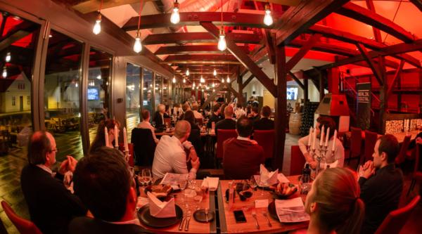 startup:net Investors' Dinner #18