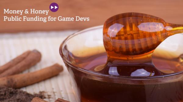 Money & Honey – Public Funding for Game Devs