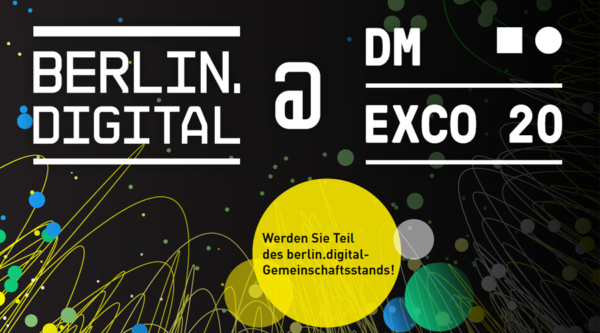 berlin.digital @ DMEXCO 2020