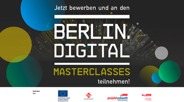 Berlin masterclasses at OMR 2020