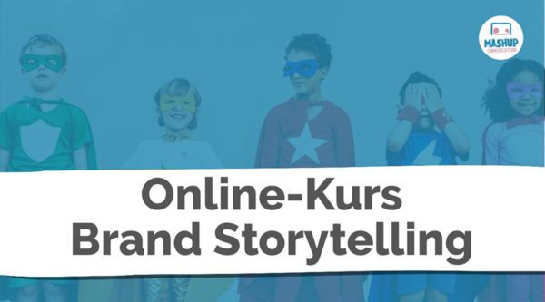 Online-Kurs Brand Storytelling