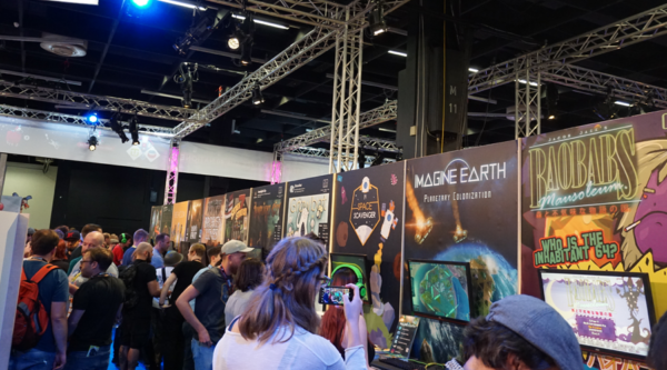 GAMES made in Berlin-Brandenburg @ gamescom 2020