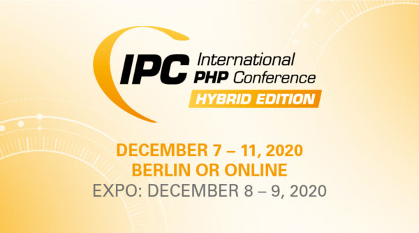 media:net COOP: International PHP Conference 2020