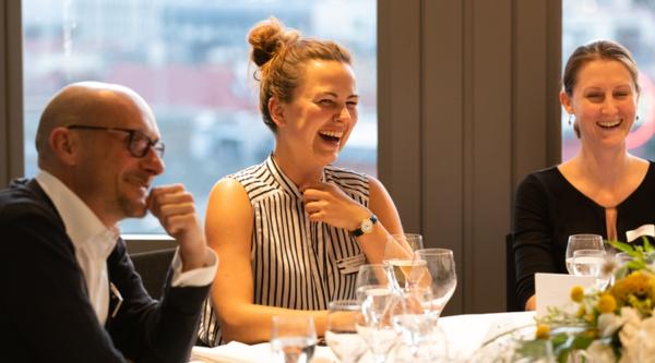 Deadline: Investors' Dinner #19 – Apply now!