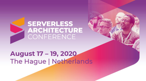 media:net COOP: Serverless Architecture Conference 2020