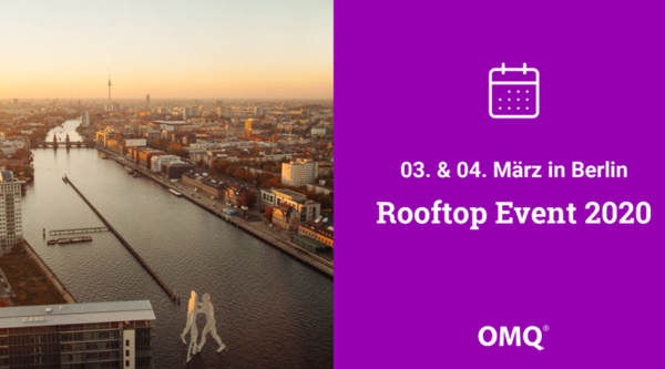 Medienkalender: OMQ Rooftop Event 2020