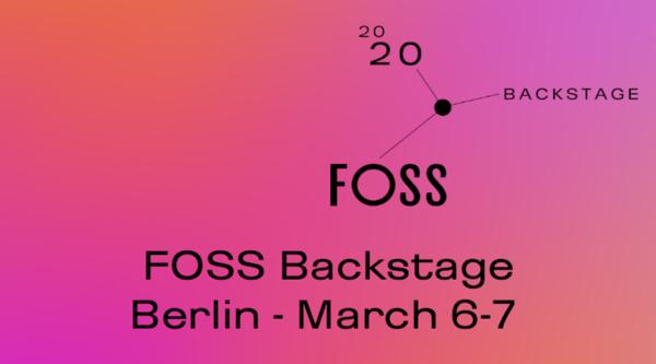 media:net COOP: FOSS Backstage 2020