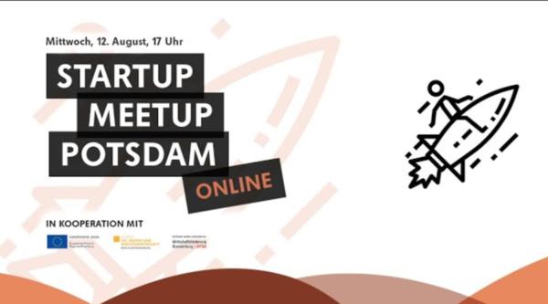 startup:net COOP: Startup Meetup Potsdam – Online