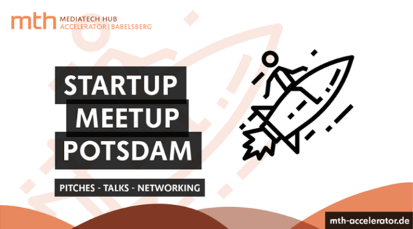 startup:net COOP: Startup Meetup Potsdam