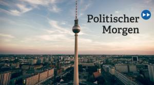 Politischer Morgen mit Annalena Baerbock, Bundesvorsitzende Bündnis 90/Die Grünen