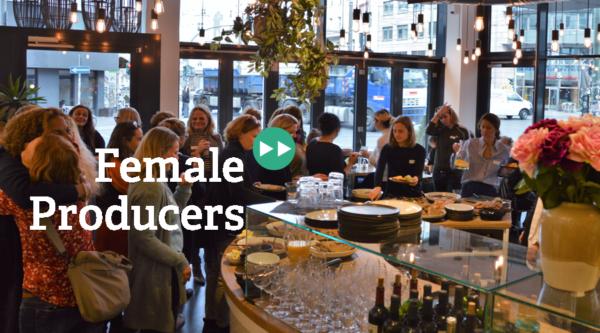 Female Producers Breakfast mit Katja Hofem