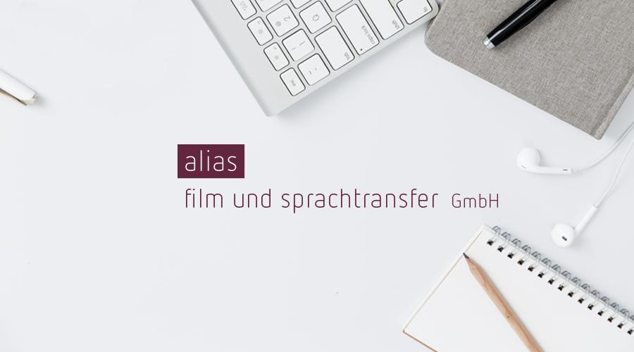 alias film und sprachtransfer: Pflichtpraktikum