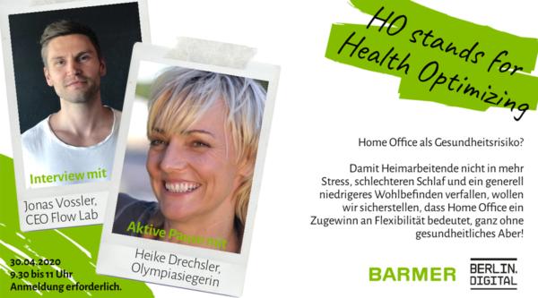 HRNETWORK: HO stands for Health Optimizing