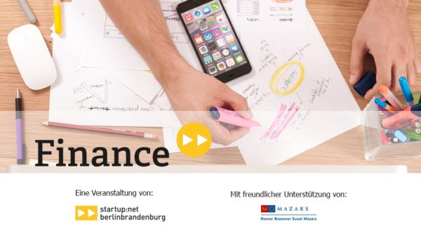 startup:net FINANCE: Webinar zur neuen steuerlichen Forschungszulage (FuE)