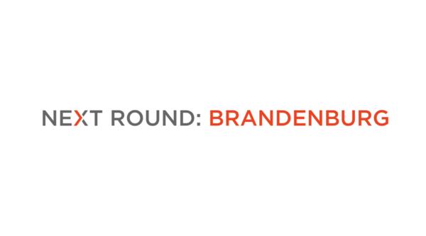 NEXT ROUND: BRANDENBURG – Pitchen Sie sich in die nächste Runde!