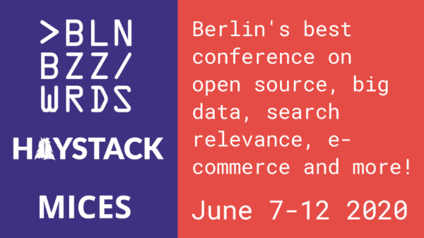 media:net COOP: Berlin Buzzwords 2020