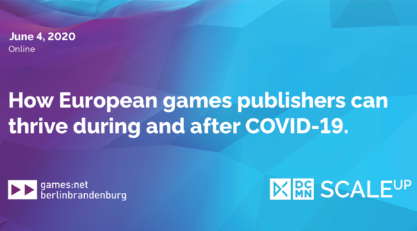 How European games publishers can thrive during and after COVID-19