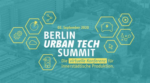 berlin.digital COOP: Berlin Urban Tech Summit 2020