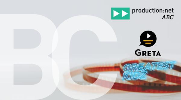 production:net ABC: Über Barrierefreie Filme und Composer Kidz mit Greta & Starks Apps und Greatest Kidz