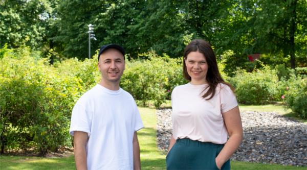 """Gute Netzwerkstruktur: """"3 Fragen an…"""" Erdinç Koç, Head of MediaTech Hub Accelerator, und Susanne Zöchling, Projektleitung"""