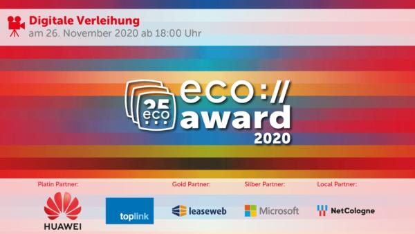 berlin.digital COOP: eco://awards 2020