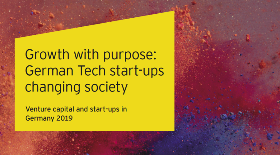 Growth with purpose: German Tech start-ups changing society