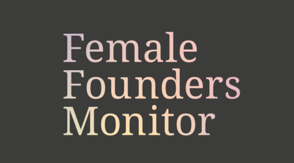 Female Founders Monitor 2020
