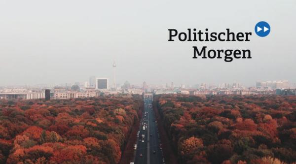 Politischer Morgen with Christian Gaebler, Head of the Senate Chancellery