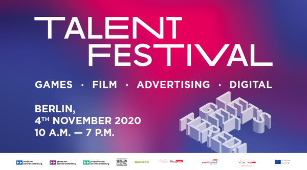 SAVE THE DATE: Talent Festival 2020