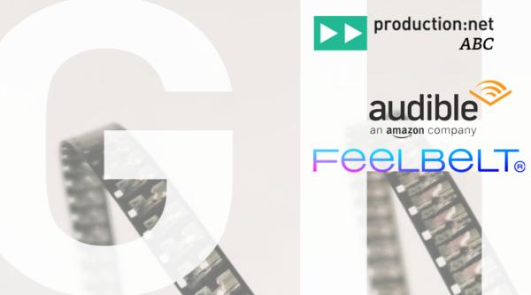 production:net ABC: Über Gründeralltag und Hörbücher mit Feelbelt und Audible