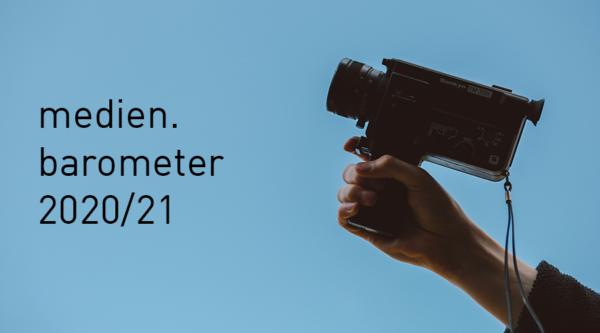 medien.barometer 2020/21: Die Folgen der Corona-Pandemie für die Medienwirtschaft – Ihre Einschätzungen gewünscht